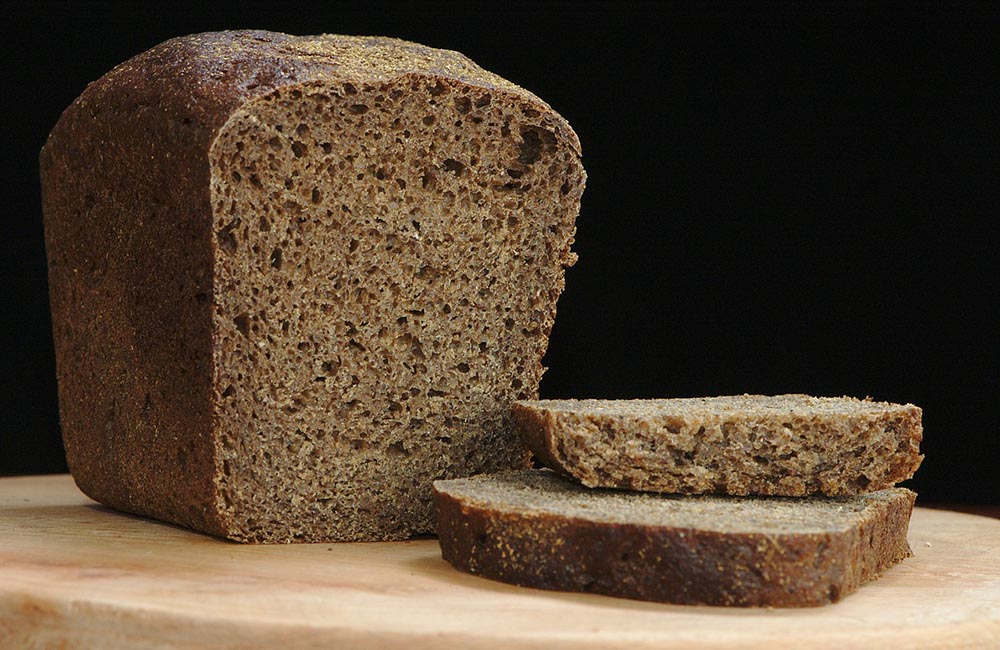 Pan sí, pero negro