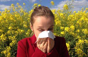 La psicosomática y las alergias