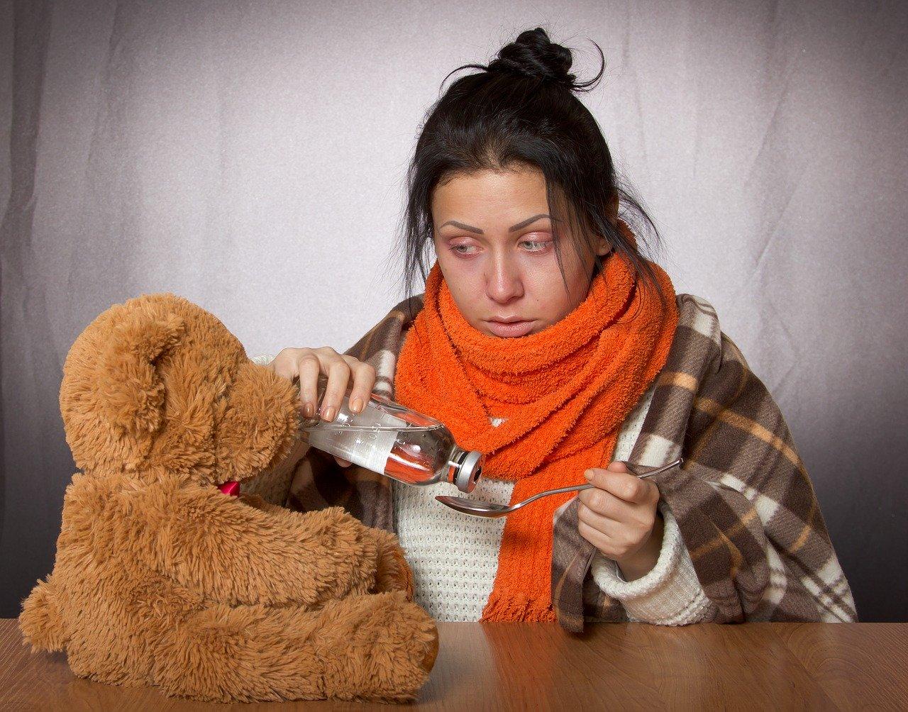Como evitar las complicaciones de la gripe