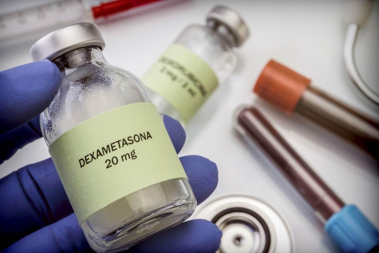 Anuncian que la dexametasona reduce la mortalidad en los enfermos más graves de COVID-19